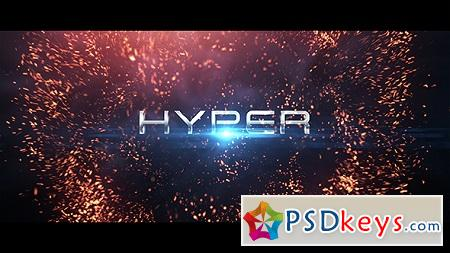 Hyper Titles 15409685 After Effects Template