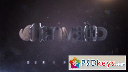 Cinematic Metal Logo 12444262 After Effects Template