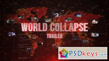 World Collapse Trailer 15421121 After Effects Templates