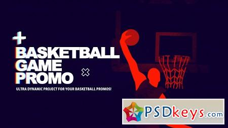 Basketball Game Promo 22581802 After Effects Templates