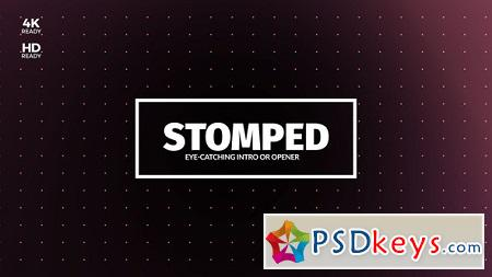 Stomped Opener 21922259 After Effects Templates
