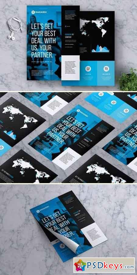 Corporate Business Flyer Vol. 01