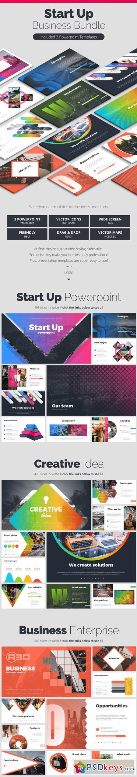 StartUp Bundle 22594672