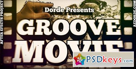 Groove Movie 505527 After Effects Template