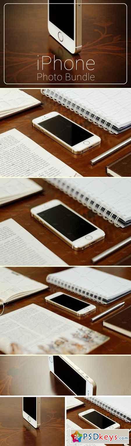 iPhone & iPad - Photo Mockup Bundle 178827