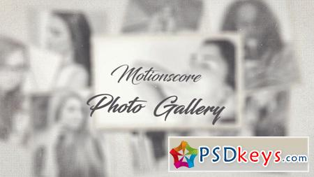 MotionElements - Photo gallery 11354514 After Effects Template