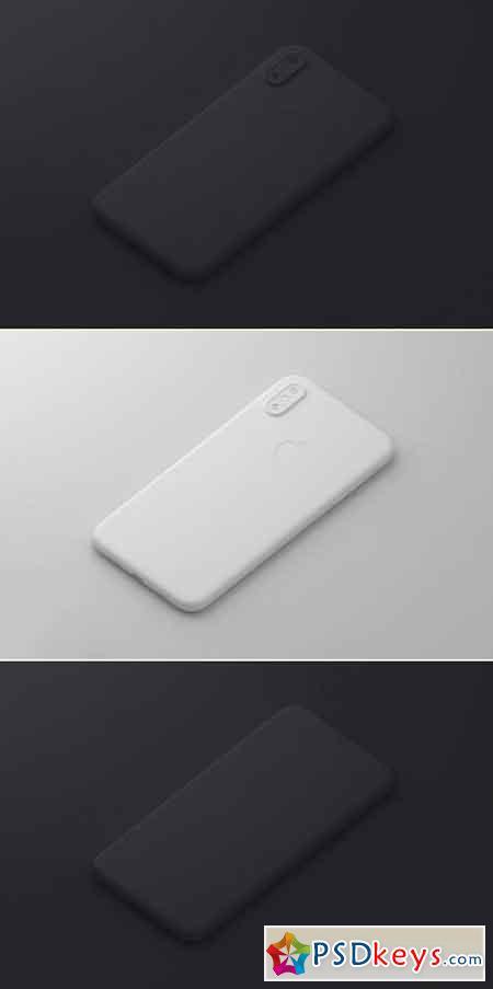 iPhone XS + Max Mockups