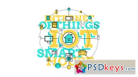 Pond5 - Internet Of Things And Smart Home Infographics 073846158