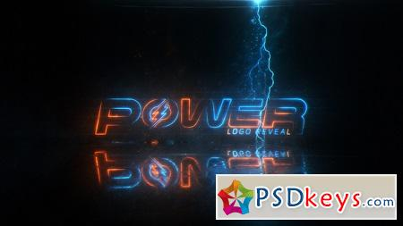 Power Logo 22026268 After Effects Template
