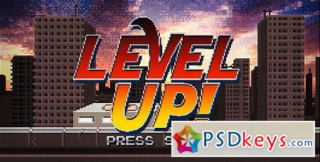 Videohive Level Up! 4948442 After Effects Template