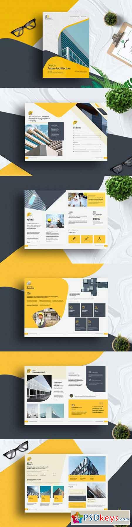 Brochure Indesign Template 2967040