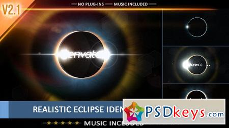 Eclipse Identity - Cinematic Studios Logo 3940026 After Effects ...