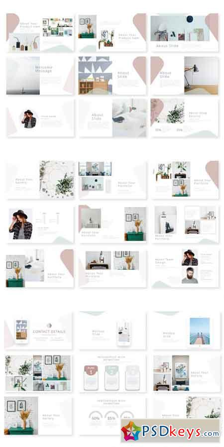 Presentation Powerpoint Template