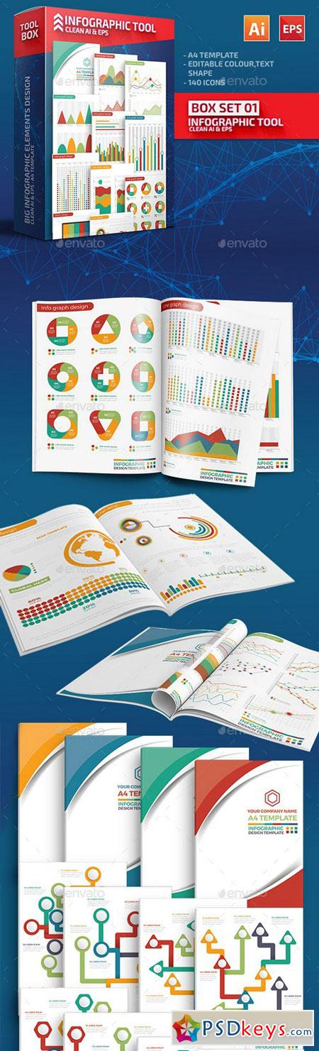 Box Set 01 Infographic Tools Design 15898998