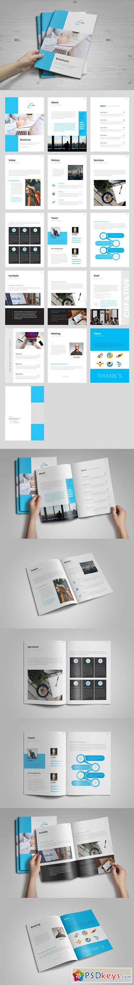 Business Brochure-16 Pages 2730640