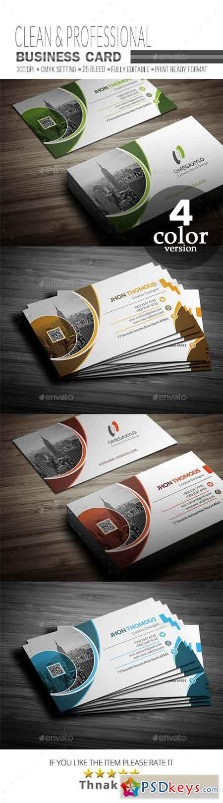 Business Card 22509682