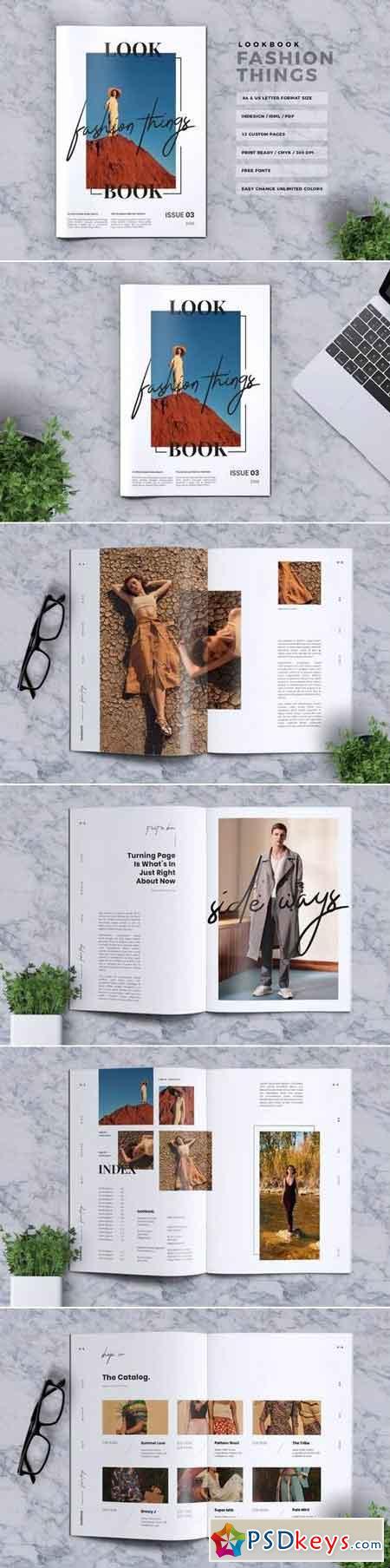 Fashion Things Lookbook