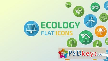 Ecology Concept Icons 14825637 After Effects Template