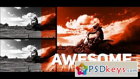 Rock Promo Opener 20629118 After Effects Template