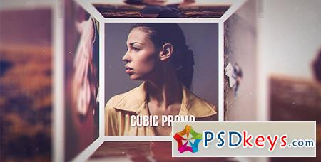 Videohive Cubic Promo 20144569 After Effects Template