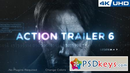 Action Trailer 06 22048763 After Effects Template