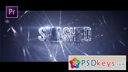 Smashed Title Designs 22594159 Premier Pro Template