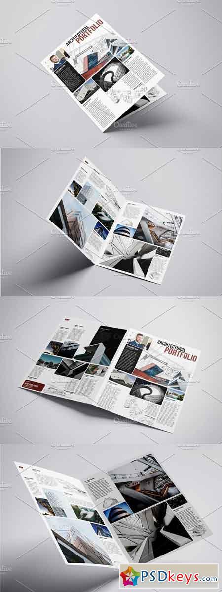 Architectural Portfolio Brochure V02 2969580