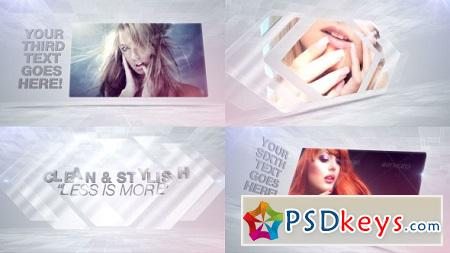 Clean Fashion Slideshow 8143038 After Effects Template