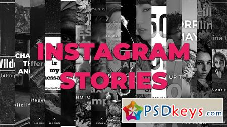 Instagram Stories 22715809 After Effects Template