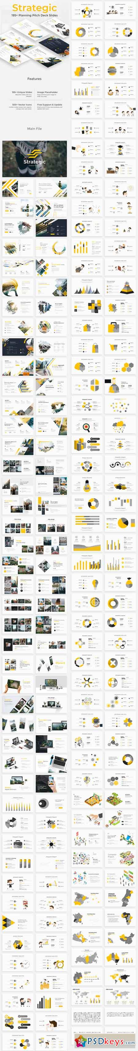 Strategic Planning Pitch Deck Powerpoint Template 22642461