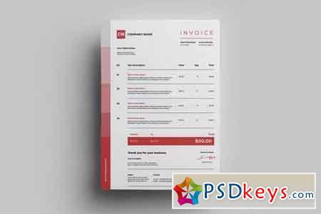 Invoice Design Templates.10