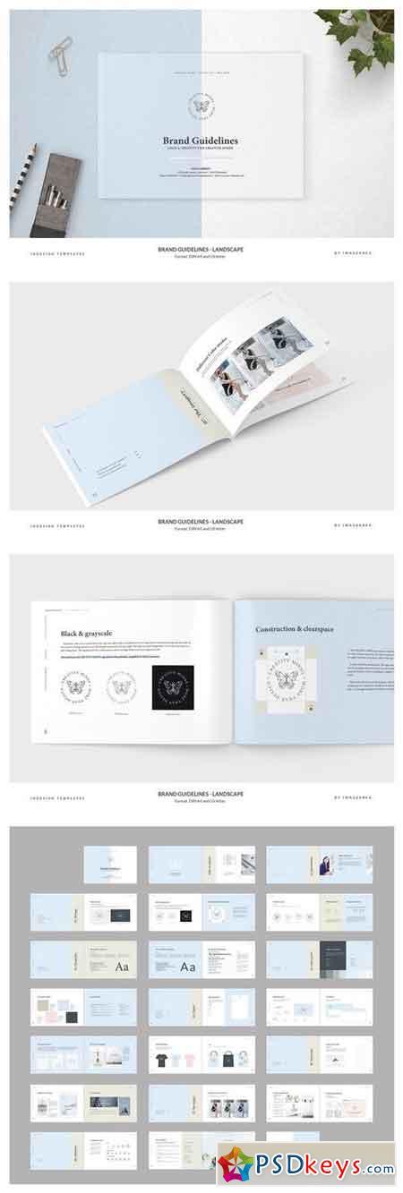 Brand Guidelines - Landscape 2616859
