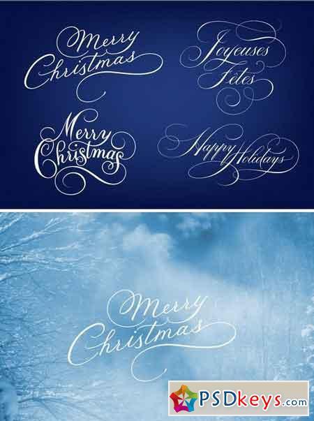 Merry Christmas & Happy Holidays 125405