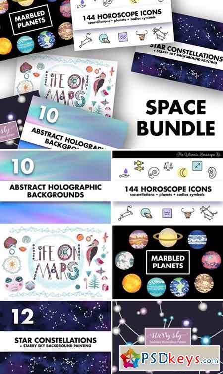 Space Bundle 1546742