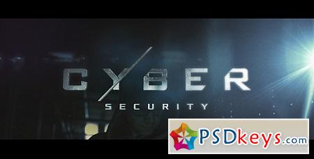 Cinematic Trailer Cyber Security 21513707 After Effects Template