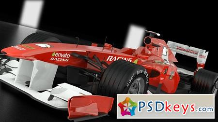 Formula One Present Your Brand 6702372 After Effects Template