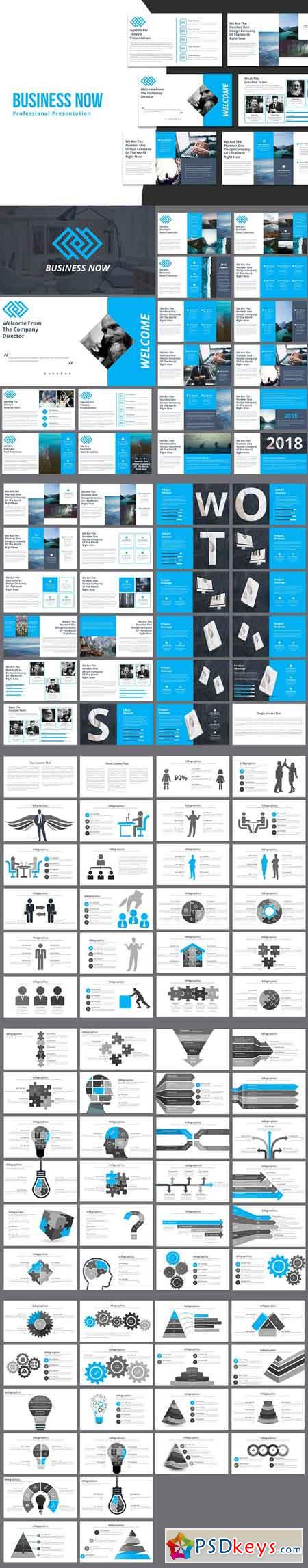 Business Now Powerpoint Template 2967679