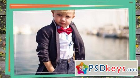 Kids Gallery Premiere Pro Templates 128548