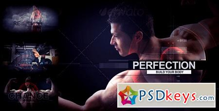 Fitness Motivation and Trailer 11174306 After Effects Template