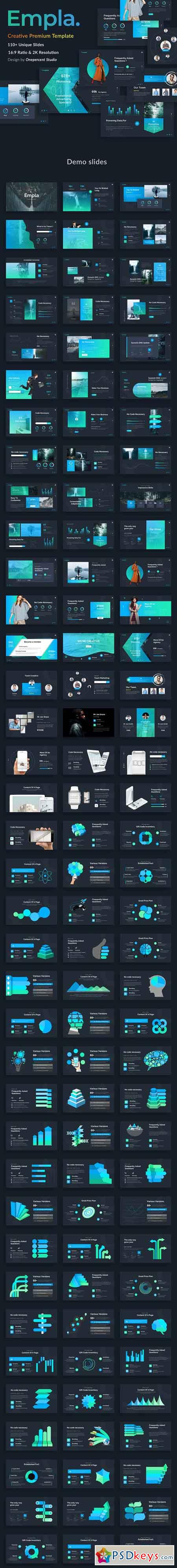 Empla Creative Powerpoint Template 2954663