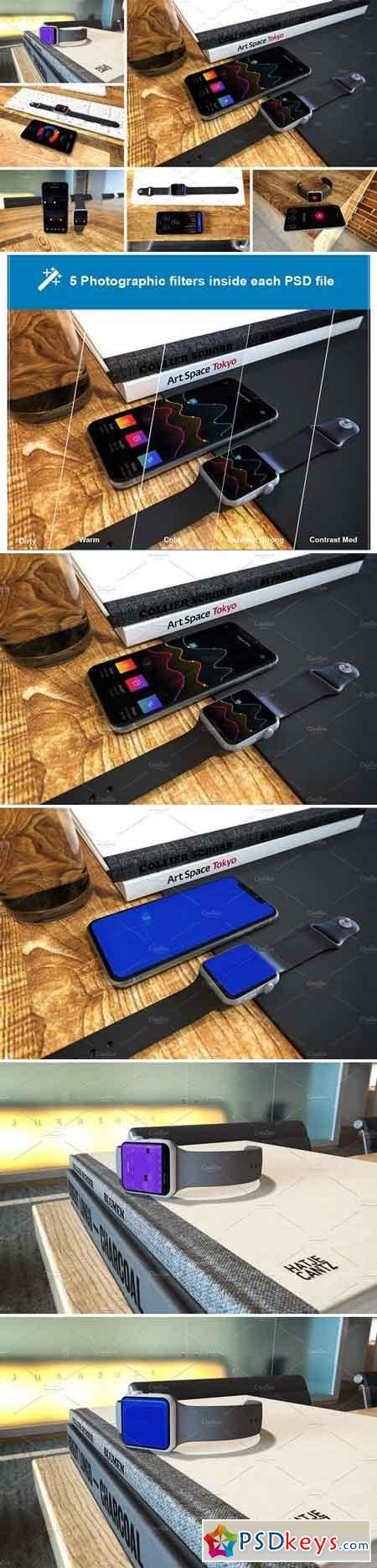 Apple Watch & iPhone Xs 3042418
