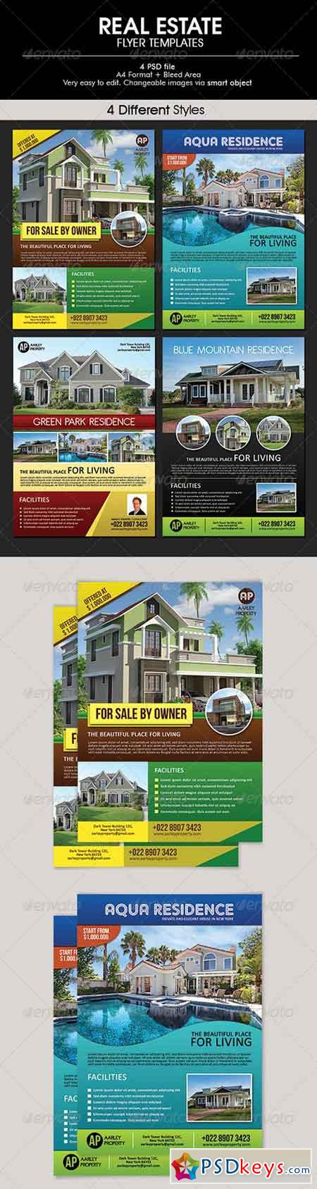 Real Estate Flyer 6395908