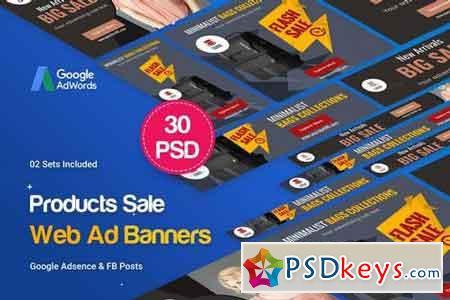 Product Banners Ad