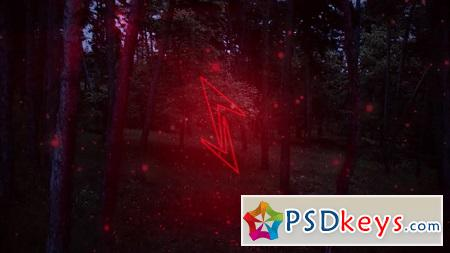 Pond5 Forest Logo Reveal 095919139 After Effects Template