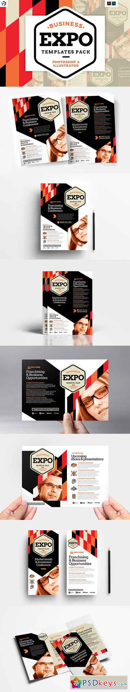 Business Event Templates Pack 3015003