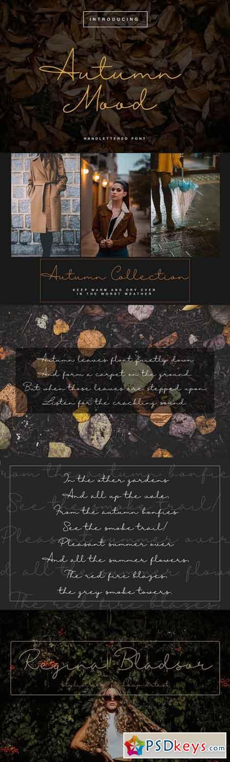 Autumn Mood 3068306