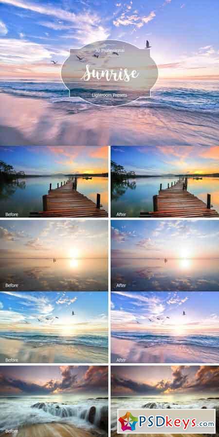 Sunrise Lr Presets 3491314