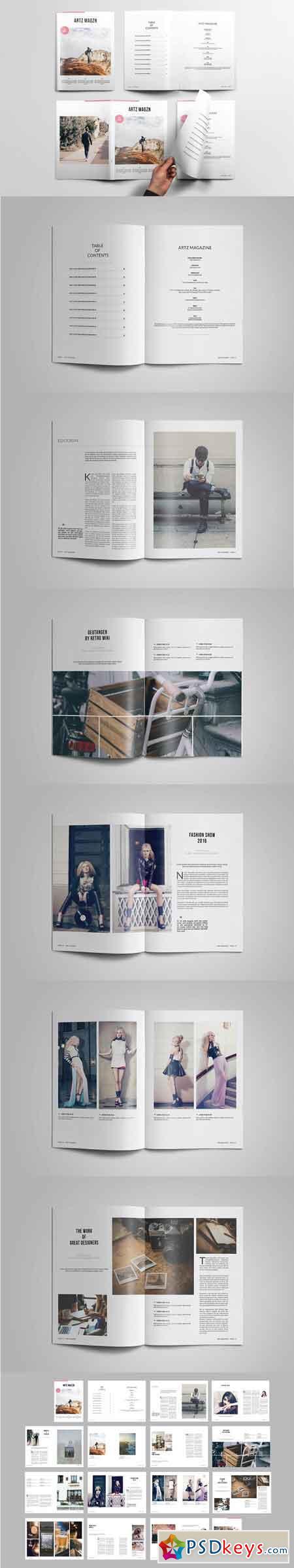 A5 ARTZ Magazine 2973096