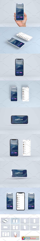 Smartphone Mock-Ups Vol 3 3087692