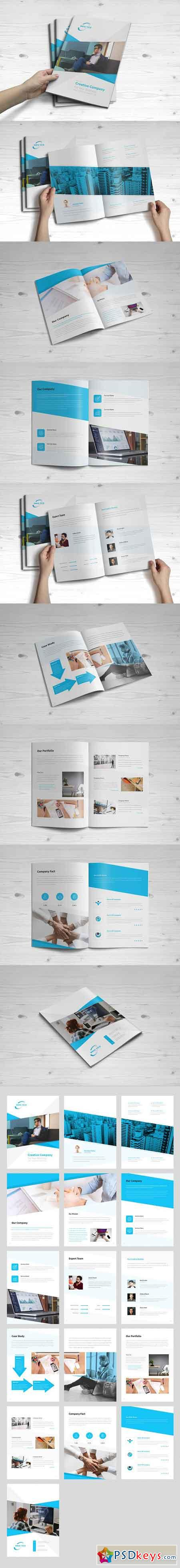 Business Brochure 16 Pages 2730864